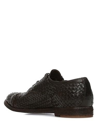 %100 Deri Bağcıklı Klasik Ayakkabı-Officine Creative
